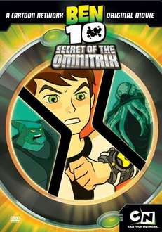 Ben 10 Secret of the Omnitrix - animated movie [DVD] £2.33 @ Amazon (Free Delivery with Prime/£10 spend)