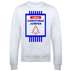 Value Christmas Jumper £16.99 Delivered @ Bullshirt Via Play.com