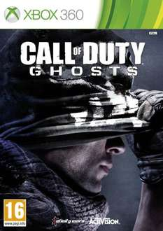 COD Ghosts Xbox 360 £10 @ Tesco