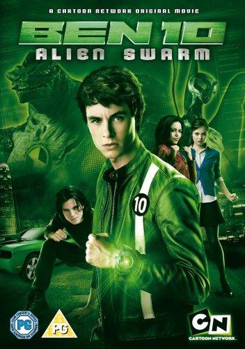 Ben 10 Alien Swarm - movie £2.70 plus P&P Free on £10 orders or Prime @ Amazon