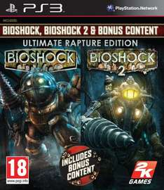 [PS3] BioShock 1 and 2 with alot of add-ons - £23.98 @ Amazon / Global Express