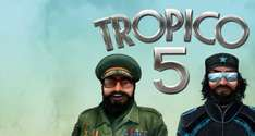 Tropico 5 (Steam) £8.93 @ US Uplay (Free Copy Of Watchdogs, South Park, Assassins Creed 4, Rayman Legends or Far Cry 3)