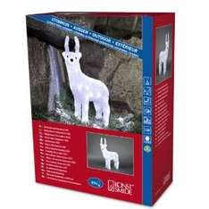 Konstsmide Small Reindeer with 40 LEDs £24.88 Sold by WOWOOO and Fulfilled by Amazon.