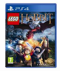 Lego The Hobbit (PS4) for £18.85 delivered @ Amazon