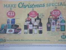 Beer Wine & spirits cheap at Morrisons