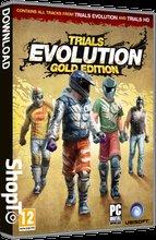 Trials Evolution: Gold Edition (PC) £3.32 Download @ Shopto