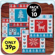 Studio 18 Days of Xmas Deals - Upto 85% off Cards and Wrap - from