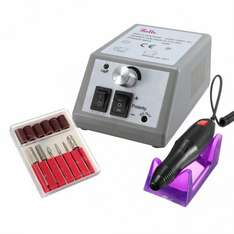 Belle Electric Nail Drill Manicure Pedicure File £27.01 (WAS £59.99) + free delivery @ Makebetterlife Fulfilled by Amazon