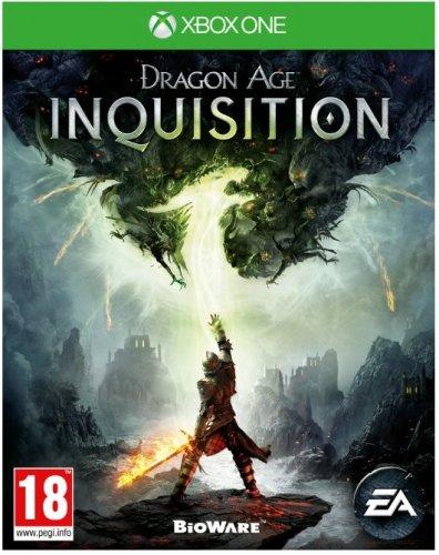 Dragon Age Inquisition on Xbox One @ Amazon.co.uk - £37.85