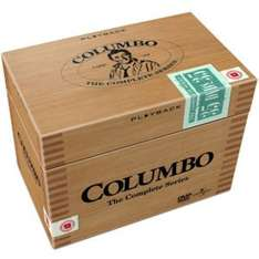 Columbo Complete Box Set (10 seasons) on DVD £26.99 delivered from Zavvi