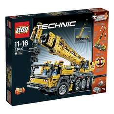 LEGO Technic 42009: Mobile Crane Mk II (£112) (In Stock from December 7th) @ Amazon