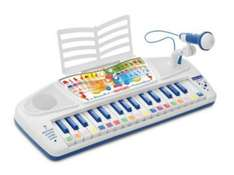 Bontempi Speak and Play Computer Organ - by Argos - £22.99