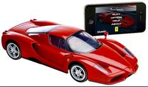 Silver lit Bluetooth Ferrari Enzo 1:16 £15 @ Tesco