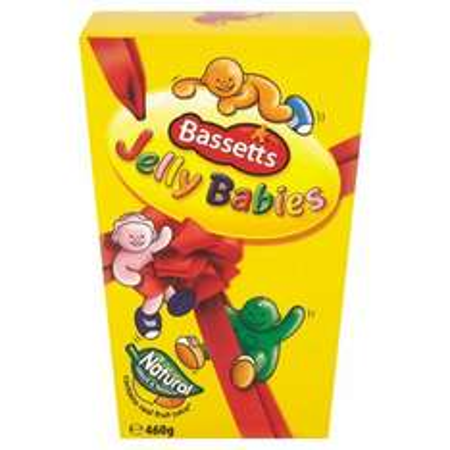 460g Bassett's Jelly Babies/ Liquorice Allsorts or Maynards Wine Gums cartons £1.50 @ Tesco