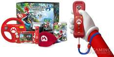 Mario Kart 8 Red Mario Bundle @ NIntendo Store for £279.99 + 2.5% Quidco
