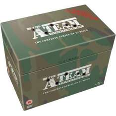 The A-Team - The Ultimate Collection [27DVD] = £22.99 delivered @ Zavvi