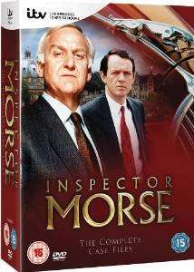 Inspector Morse: The Complete Series 1-12 [18DVD] = £25 @ Amazon