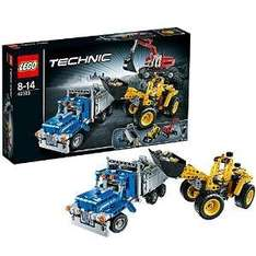 lego technic construction 42023 Now back down to £40 @ Amazon