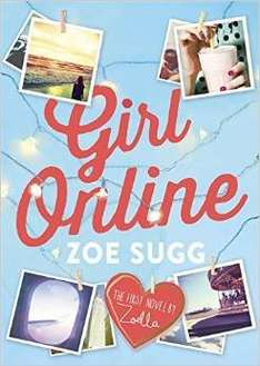 'Girl Online' hardcover edition £5 (normally £12.99) at Amazon (spend >£10 total for free delivery)