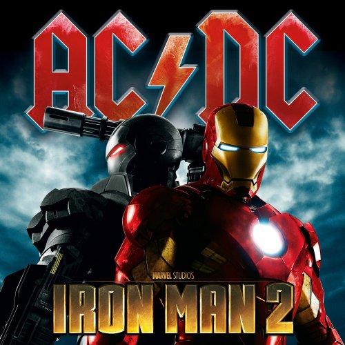 AC/DC Iron man 2 Soundtrack -  * VINYL *  amazon - FREE SHIPPING