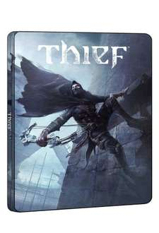 Thief Limited Edition Metal Case - PS4 - £19.99 delivered from Amazon