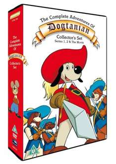 The Complete Adventures Of Dogtanian [9 DVD] = £8.99 @ Amazon  (free delivery £10 spend/prime)