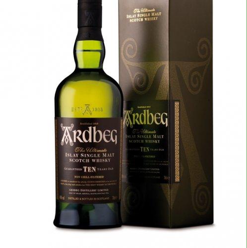 Ardbeg whisky £31.99 @ Booths
