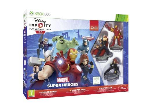 Disney Infinity 2.0 Marvel Xbox 360 £32.99 @ Amazon