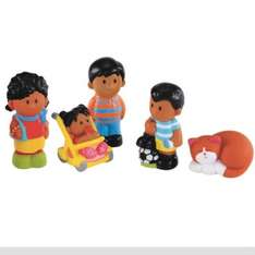 Happyland family figures £4.00 click & collect Mothercare