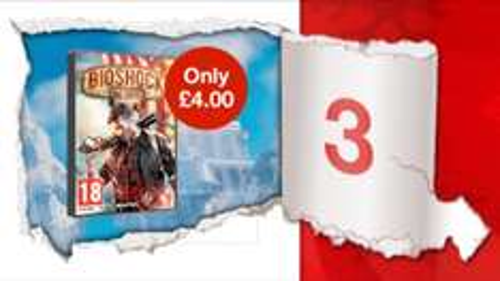 Bioshock Infinite (MAC) £4 @ Game