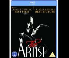 'The Artist' [Blu Ray] £4 delivered at Tesco