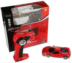 Ferrari 458 Remote Control Car 1.32 Scale - Red £7.50 @ halfords
