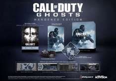 Call of Duty: Ghosts XBOX360/PS3 Special Hardened Edition £9.99 @ Amazon