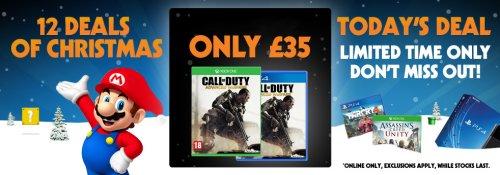 Call of Duty - Advanced Warfare (PS4/Xbox One) £35 Grainger Games