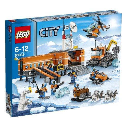 Lego City Arctic Base Camp 60036 £48 delivered @ Amazon