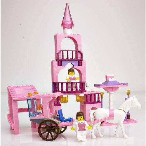 Princess Castle - (like Lego) £4 @ wilko play/Blox