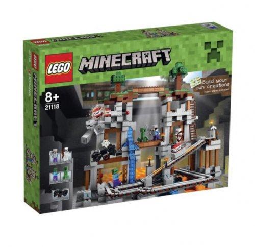 Lego Minecraft 21118 The Mine £89.99 @ toysrus