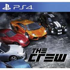 The Crew PS4 £41.85 @ thegamecollection