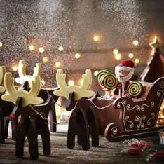 Santa's Sleigh Mould (Offer of the Week Promotion) £5.99 at Lakeland