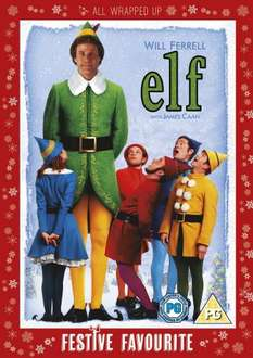 Christmas movie favourite Elf on DVD for £3 @ Amazon  (free delivery £10 spend/prime)