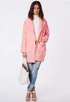 Missguided Coat from £20 was £39.99. £2.99 shipping.