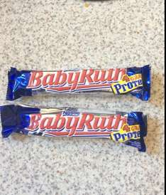 Baby Ruth's  59.5g  Reduced to 25p @ B&M Preston store