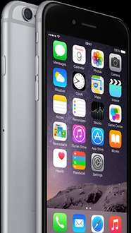 Iphone 6 16Gb EE - £38.99 P/M 24month contract Ulimited/mins/text & 4GB Data @ Mobile Phones Direct