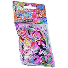 300 Loom bands  10p @ Toys R Us