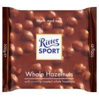 Ritter sport now only 80p at Waitrose!