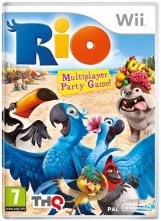 Rio (Nintendo Wii) £1.99 Delivered @ Simply Games
