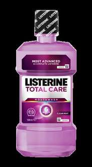 Listerine Total Care Clean Mint Mouthwash 500ml INSTORE @ ASDA - £2