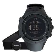 Suunto Ambit 3 Peak Black with HRM £313.85 free del @ Wiggle