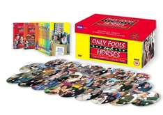 For those that missed this at £25 last week, Its just dropped to £30. Only Fools and Horses - The Complete Collection [DVD] [1981] @ Amazon