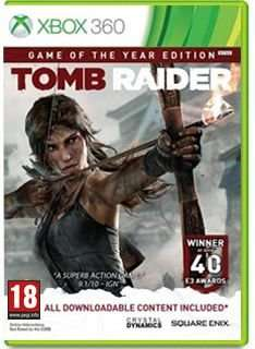 Tomb Raider: Game Of The Year Edition (X360) £6.85 Delivered @ Simply Games